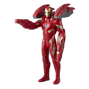 [Avengers: Infinity War: Action Figure: Mission Tech Iron Man (Product Image)]