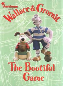 [Wallace & Gromit: The Bootiful Game (Product Image)]
