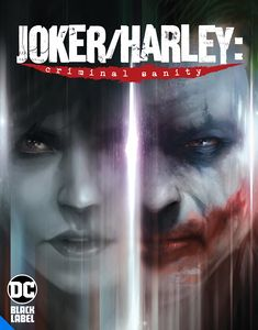[Joker/Harley: Criminal Sanity (Hardcover) (Product Image)]