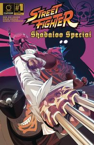 [Street Fighter: Shadaloo Special (Cover A Steinbach) (Product Image)]