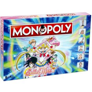 [Sailor Moon Monopoly (Product Image)]