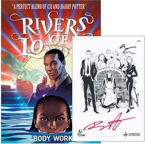 [Rivers Of London: Volume 1: Body Work (Exclusive Signed Hardcover) (Product Image)]