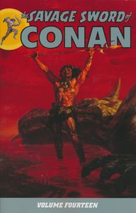 [Savage Sword Of Conan: Volume 14 (Product Image)]