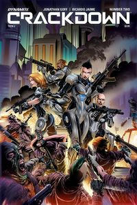 [Crackdown #4 (Cover A Jaime) (Product Image)]