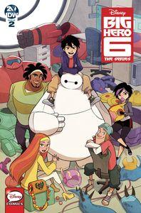 [Big Hero 6 #2 (Cover A Gurihiru) (Product Image)]