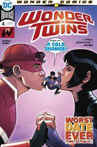 [Wonder Twins #4 (Product Image)]