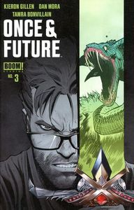 [Once & Future #3 (3th Printing) (Product Image)]