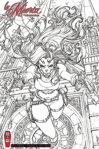 [La Muerta: Ascension (One Shot Raw Edition Cover) (Product Image)]