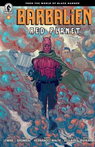 [Barbalien: Red Planet #4 (Cover B Franquiz) (Product Image)]