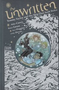 [Unwritten: Tommy Taylor & The Ship That Sank Twice (Hardcover) (Product Image)]