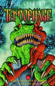 [Teknophage: Volume 1 (Product Image)]