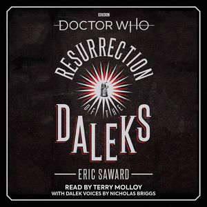 [Doctor Who: Resurrection Of The Daleks: 5th Doctor Novelisation (Product Image)]