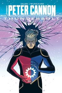 [Peter Cannon: Thunderbolt (Oversized Hardcover) (Product Image)]