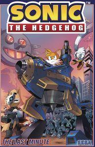[Sonic The Hedgehog: Volume 6: Last Minute (Product Image)]