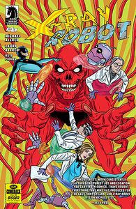 [X-Ray Robot #2 (Cover A Allred) (Product Image)]