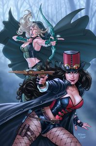[Grimm Fairy Tales: Robyn Hood #13 (C Cover Sanapo) (Product Image)]