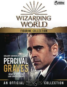 [Wizarding World Figurine Collection #42: Percival Greaves (Product Image)]