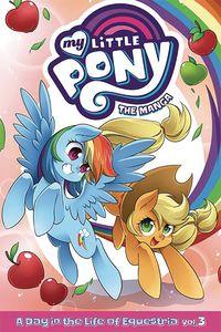 [My Little Pony: The Manga: Volume 3 (Product Image)]