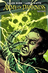 [Army Of Darkness: Volume 4 #3 (Cover A Gabriel Hardman) (Product Image)]