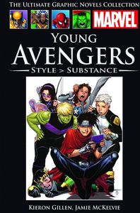 [Marvel Graphic Novel Collection: Volume 135: Young Avengers: Style Over Substance (Hardcover) (Product Image)]