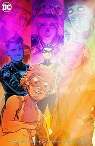 [Young Justice #3 (Evan Shaner Foil ECCC Variant) (Product Image)]