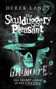 [The Skulduggery Pleasant: Grimoire (Signed Bookplated Hardcover) (Product Image)]