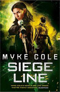 [Reawakening: Book 3: Siege Line (Product Image)]