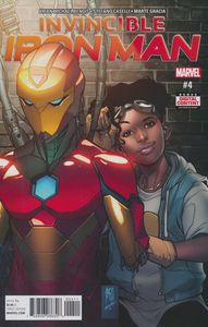 [Invincible Iron Man #4 (Product Image)]