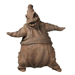 [Nightmare Before Christmas: Select Action Figures: Oogie Boogie (Product Image)]