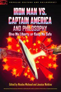 [Iron Man Vs Captain America & Philosophy (Product Image)]