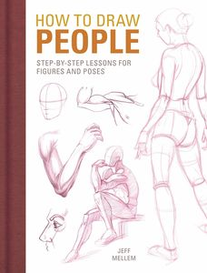 [How To Draw People: Lessons For Figures And Poses (Product Image)]