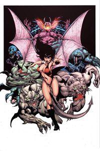 [Vengeance Of Vampirella #12 (Castro Virgin Variant) (Product Image)]