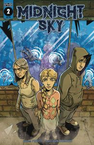 [Midnight Sky #2 (Cover A Van Domelen) (Product Image)]