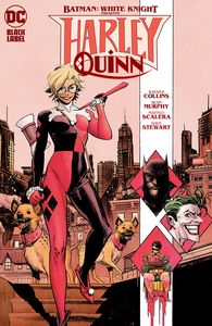 [Batman: White Knight Presents Harley Quinn #1 (Product Image)]
