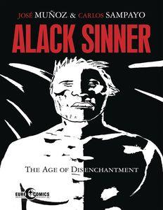 [Alack Sinner: Age Of Disenchantment (Product Image)]