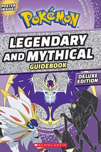 [Pokemon: Legendary & Mythical Guidebook (Deluxe Edition) (Product Image)]