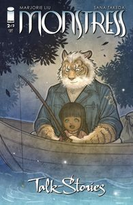 [Monstress: Talk-Stories #2 (Product Image)]
