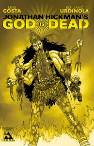 [God Is Dead #38 (Gilded Variant) (Product Image)]