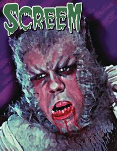 [Screem #39 (Werewolf Newsstand Edition) (Product Image)]