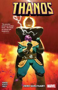 [Thanos: Zero Sanctuary (Product Image)]