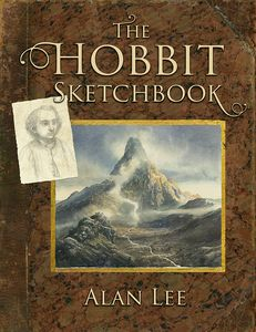 [The Hobbit Sketchbook (Signed Hardcover) (Product Image)]