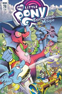 [My Little Pony: Friendship Is Magic #78 (Cover A Price) (Product Image)]