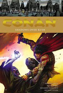 [Conan: Volume 17: Shadows Over Kush (Product Image)]
