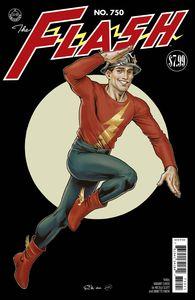 [Flash #750 (1940s Nicola Scott Variant Edition) (Product Image)]