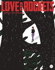[Love & Rockets Magazine #8 (Product Image)]