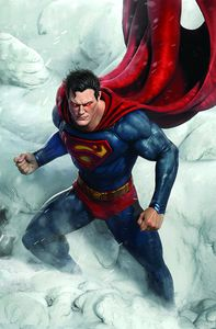 [Superman: Endless Winter Special #1 (Variant) (Product Image)]