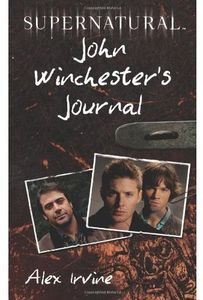 [Supernatural: John Winchester's Journal (Product Image)]