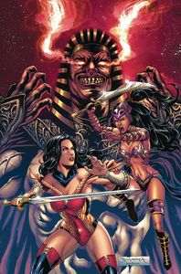 [Grimm Fairy Tales #9 (Cover A Abrera) (Product Image)]