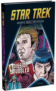 [Star Trek Graphic Novel Collection: Volume 139: Mission Muddled (Hardcover) (Product Image)]
