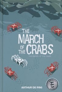 [March Of The Crabs: Volume 2 (Hardcover) (Product Image)]
